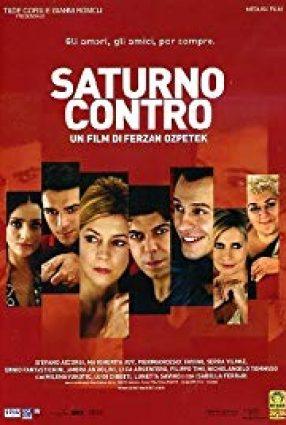Cartaz do filme SATURNO EM OPOSIÇÃO – Saturno Contro
