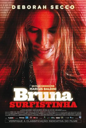 Cartaz do filme BRUNA SURFISTINHA