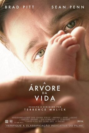 Cartaz do filme A ÁRVORE DA VIDA – The Tree of Life