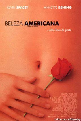 Cartaz do filme BELEZA AMERICANA – American Beauty