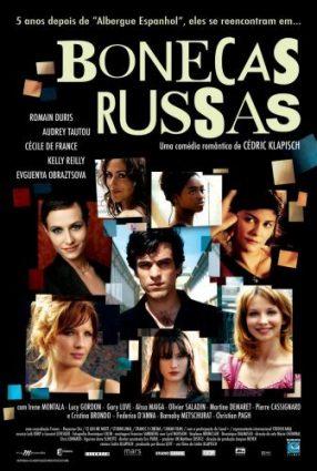 Cartaz do filme BONECAS RUSSAS – Les Poupées Russes
