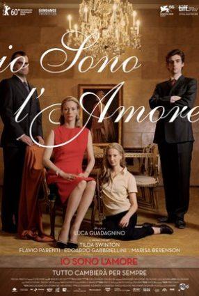 Cartaz do filme UM SONHO DE AMOR – Io Sono l'Amore