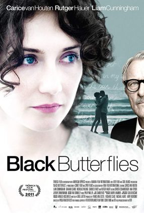 Cartaz do filme BORBOLETAS NEGRAS – Black Butterflies
