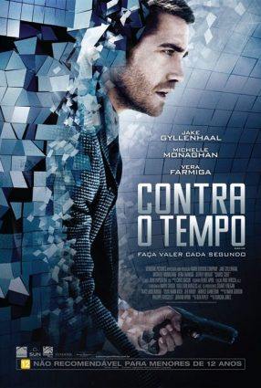 Cartaz do filme CONTRA O TEMPO – Source Code