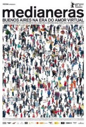 Cartaz do filme MEDIANERAS – BUENOS AIRES NA ERA DO AMOR DIGITAL – Medianeras