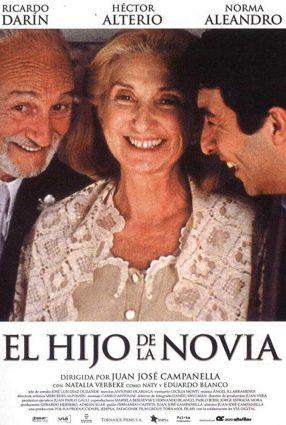 Cartaz do filme O FILHO DA NOIVA – El Hijo de la Novia