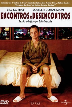 Cartaz do filme ENCONTROS E DESENCONTROS – Lost in Translation