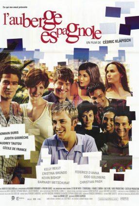 Cartaz do filme ALBERGUE ESPANHOL – L'auberge Espagnole