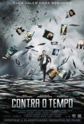 Cartaz do filme CONTRA O TEMPO – Source Code