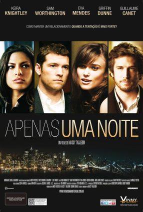 Cartaz do filme APENAS UMA NOITE – Last Night