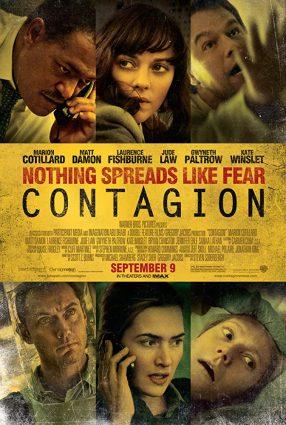 Cartaz do filme CONTÁGIO – Contagious