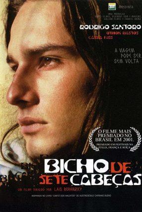 Cartaz do filme BICHO DE SETE CABEÇAS