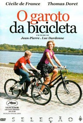 Cartaz do filme O GAROTO DA BICICLETA – Le Gamin au Vélo