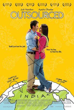 Cartaz do filme DESPACHADO PARA A ÍNDIA – Outsourced