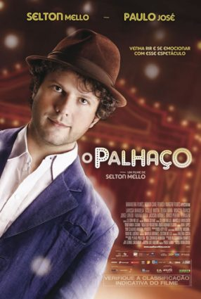 Cartaz do filme O PALHAÇO