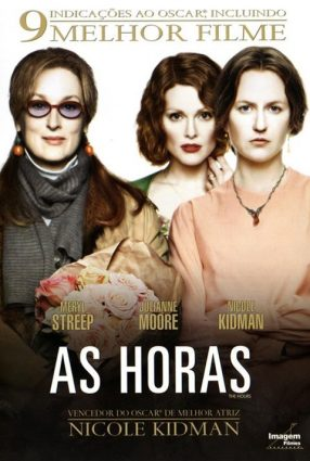 Cartaz do filme AS HORAS – The Hours