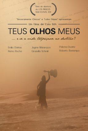 Cartaz do filme TEUS OLHOS MEUS