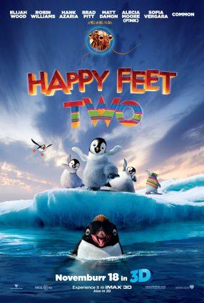Cartaz do filme HAPPY FEET 2