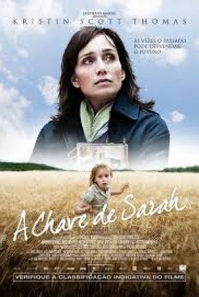 Cartaz do filme A CHAVE DE SARAH – Sarah's Key