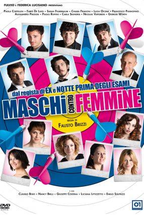 Cartaz do filme GUERRA DOS SEXOS – Maschi contro Femmine