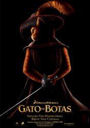 GATO DE BOTAS – Puss in Boots