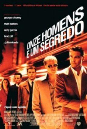 Cartaz do filme 11 HOMENS E UM SEGREDO – Ocean's Eleven