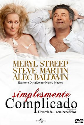 Cartaz do filme SIMPLESMENTE COMPLICADO – It's complicated