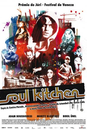 Cartaz do filme SOUL KITCHEN
