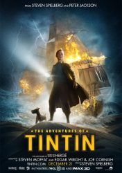 AS AVENTURAS DE TINTIM – The Adventures of Tintim: The Secret of the Unicorn
