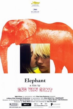 Cartaz do filme ELEFANTE – Elephant