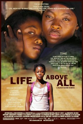 Cartaz do filme LIFE, ABOVE ALL