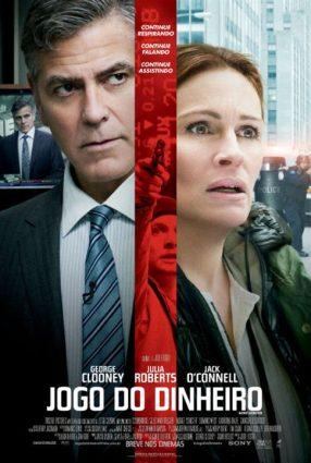 Cartaz do filme JOGO DO DINHEIRO – Money Monster