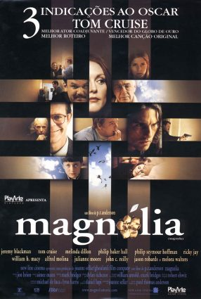 Cartaz do filme MAGNÓLIA – Magnolia
