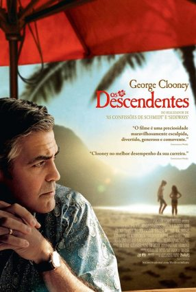 Cartaz do filme OS DESCENDENTES – The Descendants