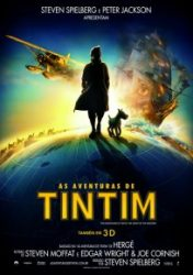 AS AVENTURAS DE TINTIM – The Adventures of Tintim: The Secret of the Unicorn
