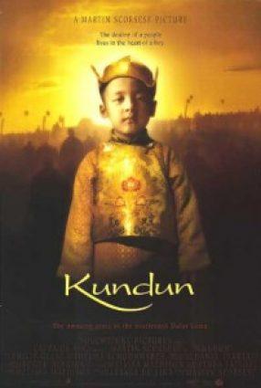 Cartaz do filme KUNDUN