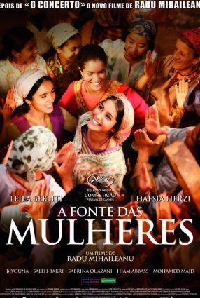 Cartaz do filme A FONTE DAS MULHERES – La Source des Femmes