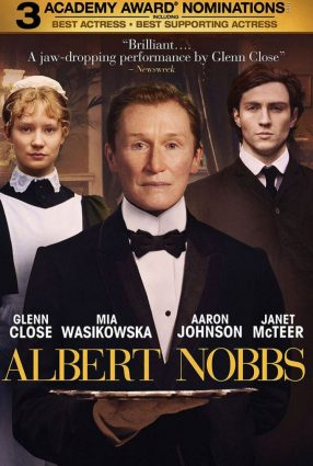 Cartaz do filme ALBERT NOBBS