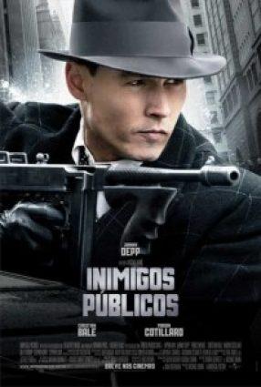 Cartaz do filme INIMIGOS PÚBLICOS – Public Enemies