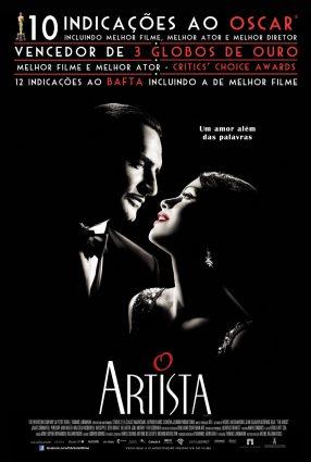 Cartaz do filme O ARTISTA – The Artist
