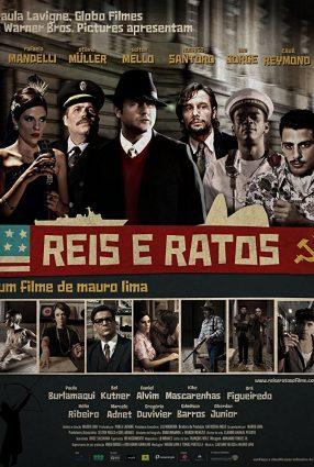 Cartaz do filme REIS E RATOS