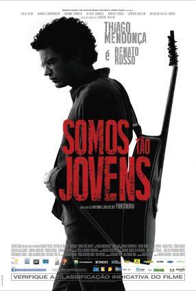 Cartaz do filme SOMOS TÃO JOVENS