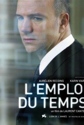 Cartaz do filme A AGENDA – L'Emploi du Temps