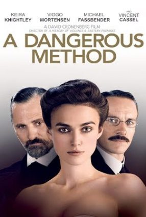 Cartaz do filme UM MÉTODO PERIGOSO – A Dangerous Method