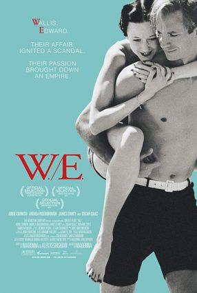 Cartaz do filme W.E. – O ROMANCE DO SÉCULO – W.E.