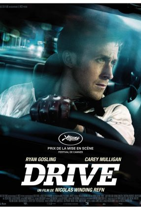 Cartaz do filme DRIVE