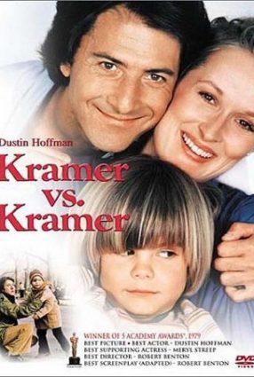 Cartaz do filme KRAMER X KRAMER