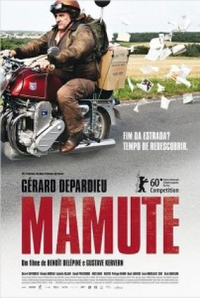 Cartaz do filme MAMUTE – Mammuth