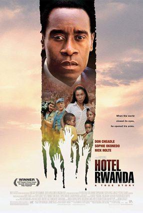 Cartaz do filme HOTEL RUANDA – Hotel Rwanda