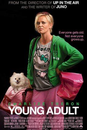 Cartaz do filme JOVENS ADULTOS – Young Adult